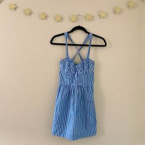 Abercrombie & Fitch Straps Dress